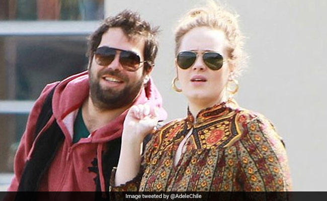 Adele, Simon Konecki File For Divorce 5 Months After Separation: Reports