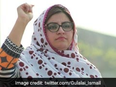 Activist Gulalai Ismail Leads Anti-Pakistan Protests Outside UN