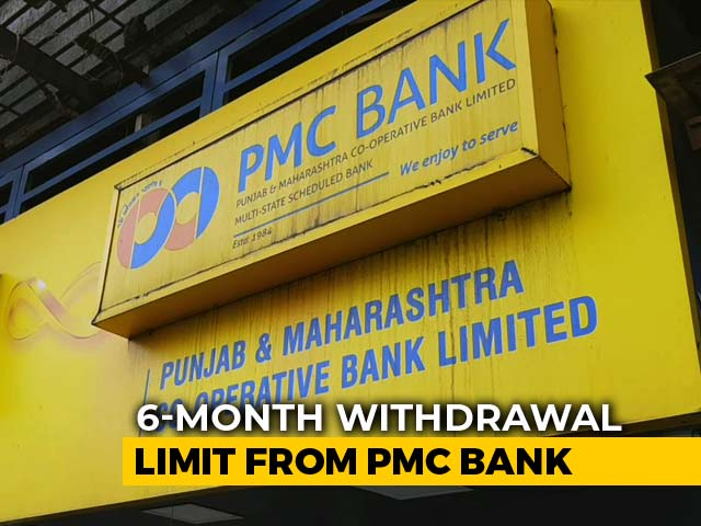 Video : Depositors Panic As RBI Imposes Rs. 1,000 Withdrawal Limit On PMC Bank