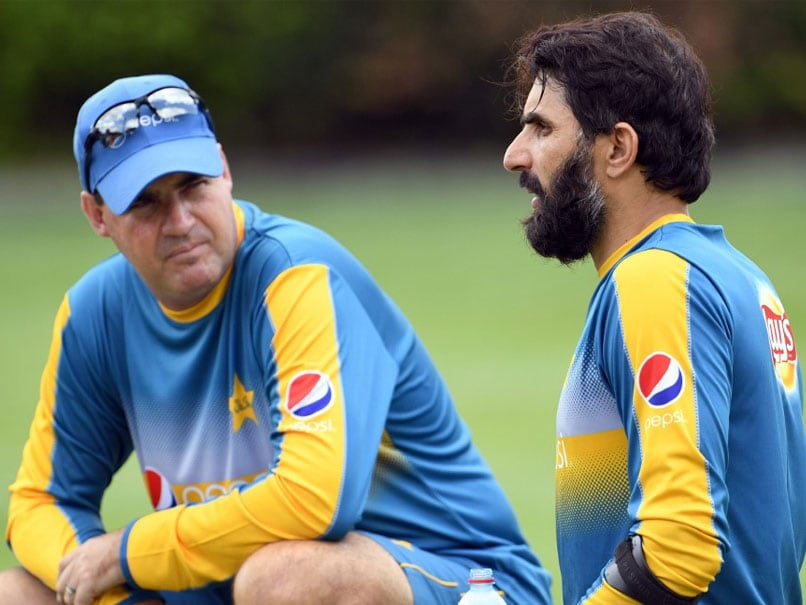 "Mickey Arthur Says Remarks About Wasim Akram, Misbah-Ul-Haq Were ""Dignified"""