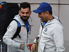 """Lesson Learned"": Virat Kohli On Tweet That Sparked MS Dhoni"