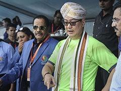 No Problem, Absolute Peace On India-China Border: Kiren Rijiju
