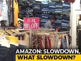 Video : Expect Sales To Go Up This Festive Season, Amazon Tells NDTV