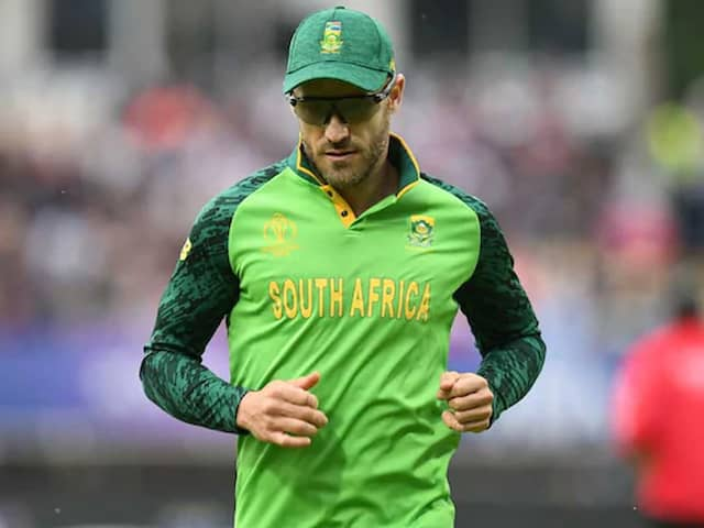 IND vs SA: South African captain Faf du Plesis  meets trouble again & again & his flight is delayed for India