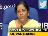 Video : Banks To Hold Public Meets With Shadow Banks In 400 Districts: Nirmala Sitharaman