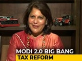 "Video : ""Tax Base Will Broaden"": Executive Vice-Chairperson Of Apollo Hospitals To NDTV"