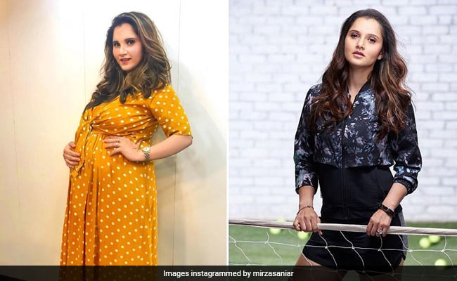 Sania Mirza Shares Secrets Of Her Post-Pregnancy Weight Loss. Watch