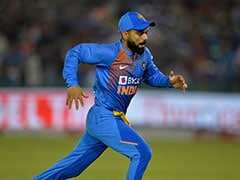 Virat Kohli's Kiddish Gestures Ahead Of 3rd T20I vs South Africa Leaves Fans In Awe