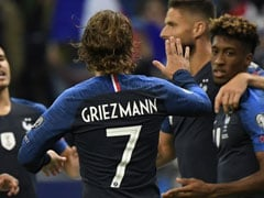 Euro 2020 Qualifiers: Kingsley Coman Brace Helps France Ease Past Albania