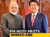 Video : Trade, Defence, 5G Tech In Focus As PM Modi, Shinzo Abe Meet In Russia