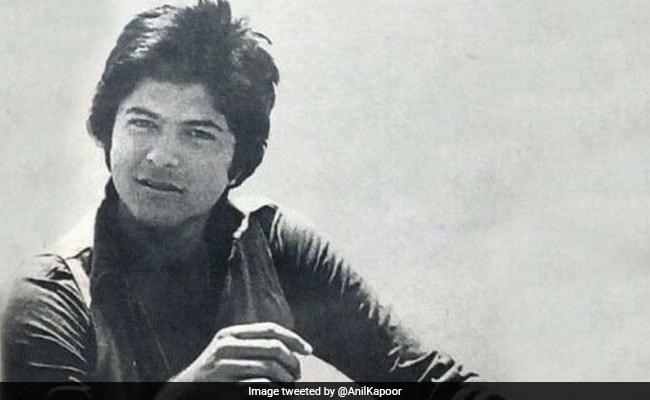 Anil Kapoor Like You've Never Seen Him Before. See Throwback Pic