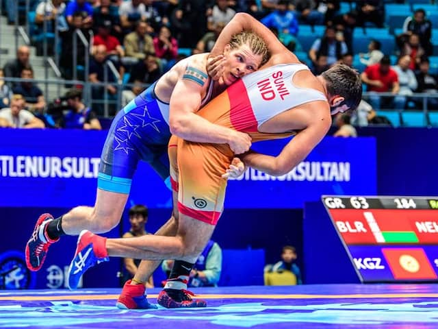 Greco-Roman Wrestlers Continue To Struggle At World Wrestling Championships
