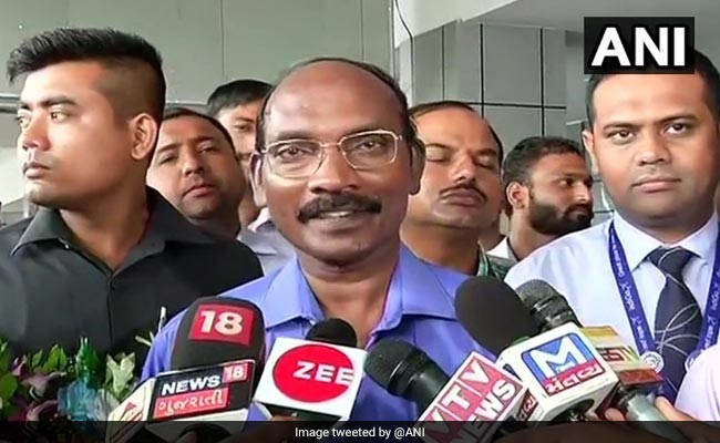 Panel Analysing What Went Wrong With Chandrayaan 2 Lander: ISRO Chief