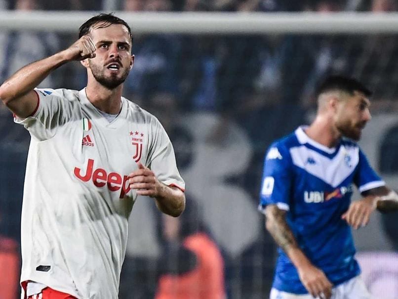 Juventus Climb On Top In Serie A After Beating Brescia Calcio