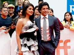 <i>The Sky Is Pink</i> At Toronto Film Festival: Priyanka Chopra, Farhan Akhtar-Shibani Dandekar Attend World Premiere