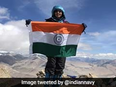 Mumbai Student Climbs 6,262-Metre Peak In Ladakh