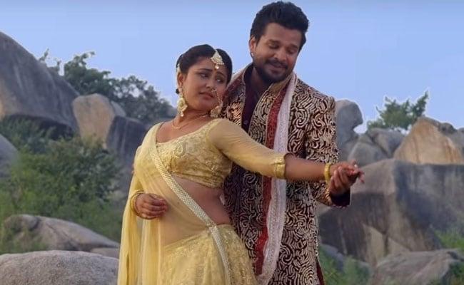 Bhojpuri Cinema: रितेश पांडे की 'नाचे नागिन गली गली' का YouTube पर धमाल, Video एक करोड़ के पार