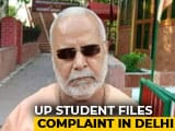 Video : UP Student Accuses BJP's Chinmayanand Of Rape, Files Complaint In Delhi