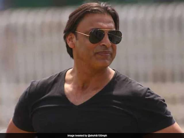 """Is This How You Treat Your Stars?"": Shoaib Akhtar Fumes At PCB"