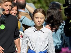 "Climate Movement ""Too Loud To Handle"" For Trump And Critics, Says Greta Thunberg"