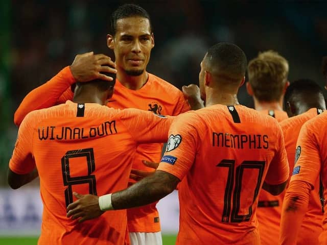 Euro 2020 Qualifiers: Germany Slip Up To Netherlands, Croatia Thrash Slovakia
