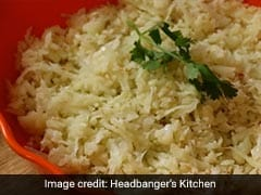 Keto Diet: Try Making Cauliflower Rice At Home And Pair It With Keto-Friendly Recipes