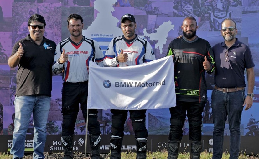 The three-member team to lead BMW Motorrad Team India were chosen from over 75 BMW GS owners.
