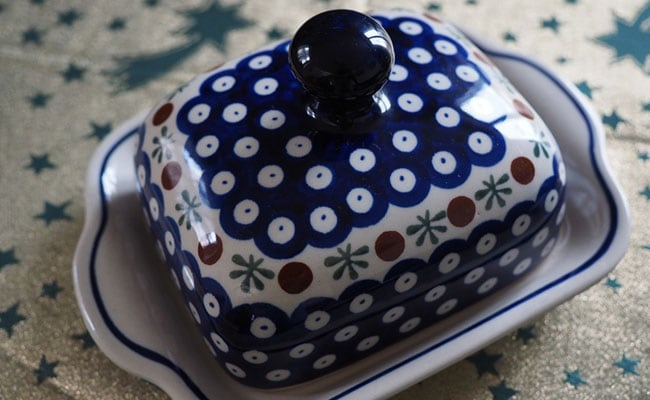 9 Butter Dishes That Will Be Your Latest Kitchen Accessory