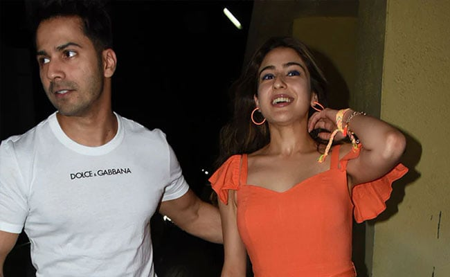 Sara Ali Khan And Varun Dhawan's Coolie No 1 Producer Confirms 'No Casualties Were Caused' After Fire Broke Out On The Sets Of The Film