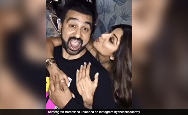 Shilpa Shetty's Birthday Wish For The 'Man Of Her Dreams' Raj Kundra Makes For A Perfect Present