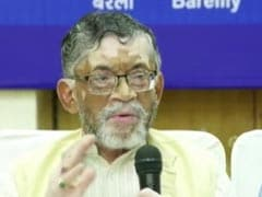 Petition Filed Against Santosh Gangwar For ''Insulting'' North Indians