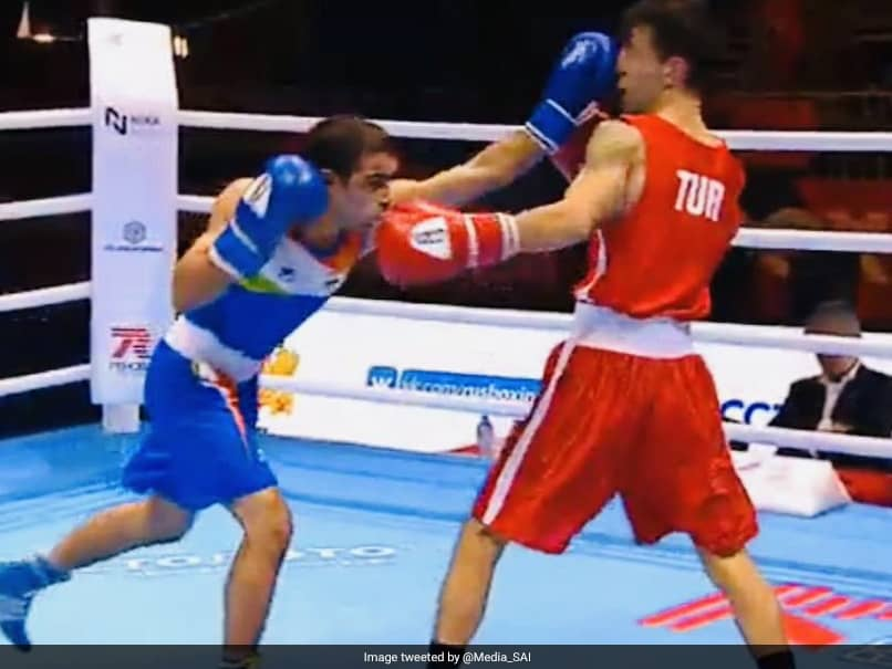 AIBA World Boxing Championships: Amit Panghal, 3 Other Indians Enter Quarterfinals