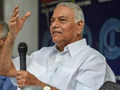 Not Allowed To Go Out Of Srinagar Airport, Yashwant Sinha Returns To Delhi