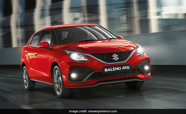 Maruti Suzuki Cuts Price Of Baleno RS By Rs 1 Lakh