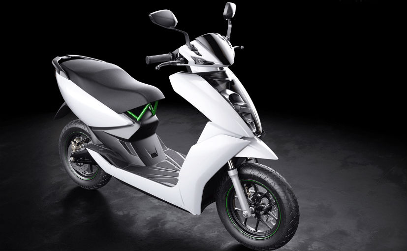 The Ather 340 was priced at Rs. 1.02 lakh (on-road, Bangalore)