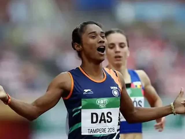 Hima Das Missing From AFIs Initial World Championships Entry, Can Be Added Till September 16