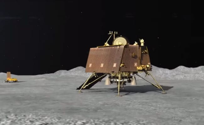 How NASA Is Trying To Get Chandrayaan Lander To 'Communicate With Home'