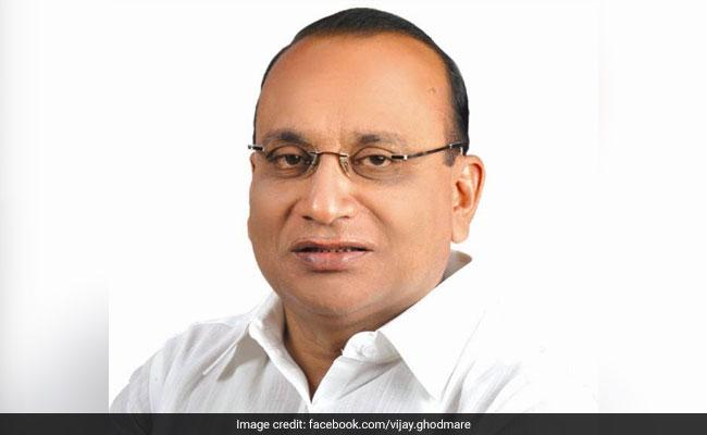 Ex-BJP MLA Vijay Ghodmare Joins NCP