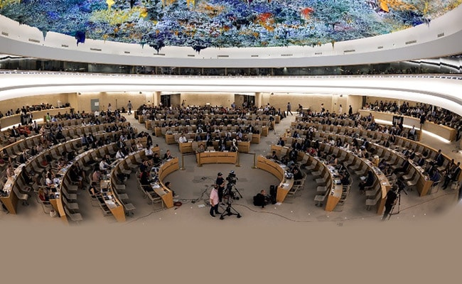 At UN Rights Body, India To Rebut Pak On Jammu And Kashmir