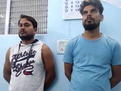 दूरदर्शन में नौकरी दिलाने के नाम पर बेरोजगारों को चूना लगाने वाले दो गिरफ्तार