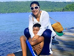 Kajol's Son Yug, 9 Today, Kills It With Joey From <i>F.R.I.E.N.D.S</i>' Iconic Line
