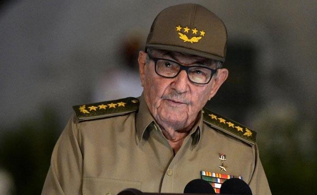 US Announces Travel Sanctions Against Cuba's Former President Raul Castro