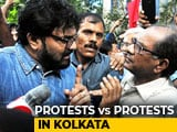"Video : ""Shall Rehabilitate You Mentally"": Babul Supriyo, Assaulted In Jadavpur University"
