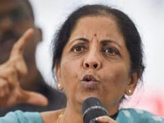 Infrastructure Funding Will Start After Task Force Report: Nirmala Sitharaman