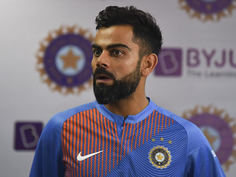 Virat Kohli Wants Youngsters To Make The Most Of Opportunities