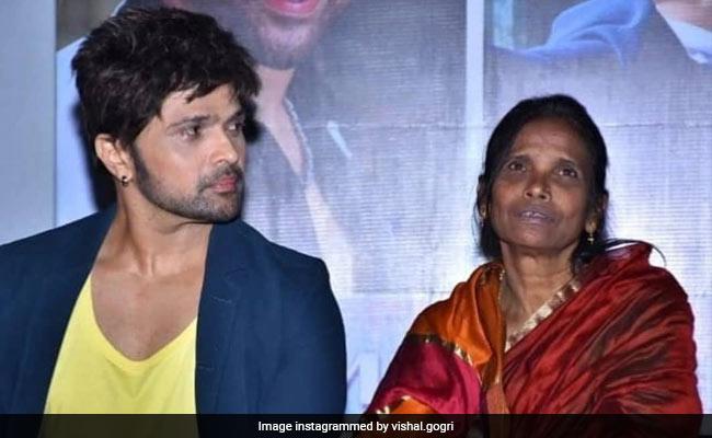 रानू मंडल ने हिमेश रेशमिया को मंच पर कह दी ऐसी बात, रोने लगे बॉलीवुड एक्टर- देखें Video