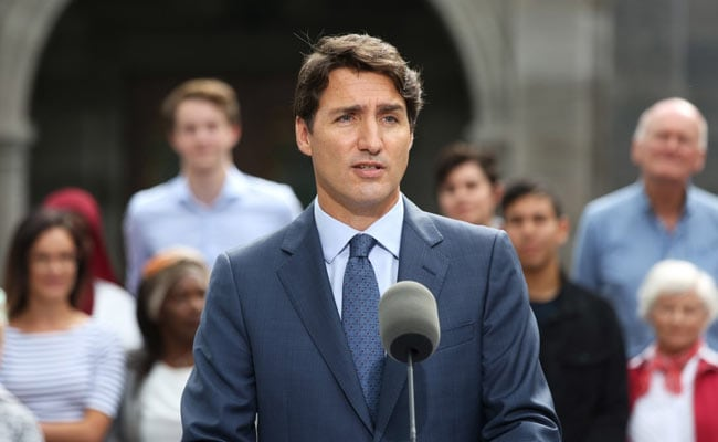 'Wish I Had Known Better': Justin Trudeau Says Sorry For Brownface Makeup