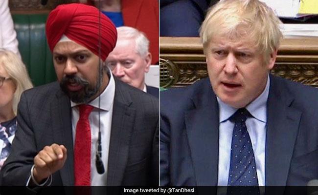 बुर्का पहने महिलाओं को ब्रिटेन के पीएम ने बोला 'लेटरबॉक्स', सिख सांसद ने यूं दिया करारा जवाब...देखें VIDEO
