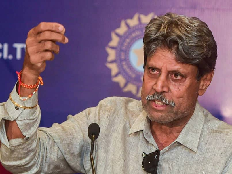 BCCI Ethics Officer Sends Conflict Of Interest Notice To Kapil Dev-Led CAC
