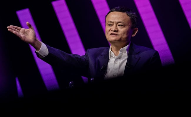 Jack Ma Gets Warning From China Days Ahead Of Ant's Record IPO: Report